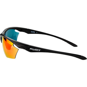 Rudy Project Stratofly Cykelbriller, black matte - rp optics multilaser red
